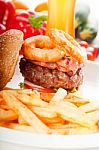 classic-hamburger-sandwich-and-fries-100188790