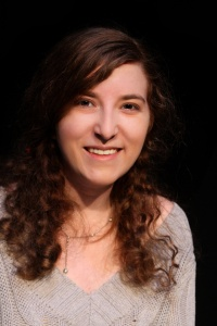 Producer, playwright and dramaturg, Laura Hirschberg