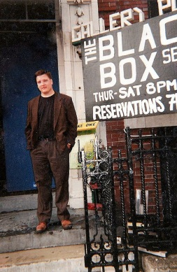 First of Many: Playwright, Ken Jaworowski, Opening Night of his 1st Play Gallery Theater, Brooklyn