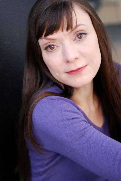 Actress Susan Izatt