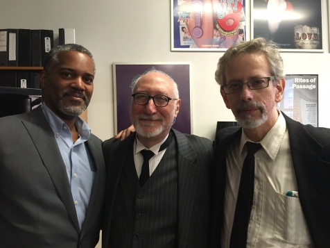 CK Allen, Charles E. Gerber and Michael Gnat