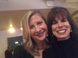 Liz Amberly and Laurie Graff