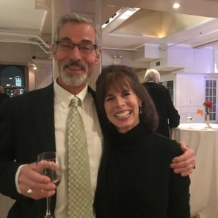 Jeff Paul and Laurie Graff