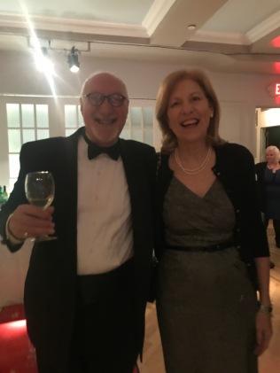 Charles E Gerber and Rona