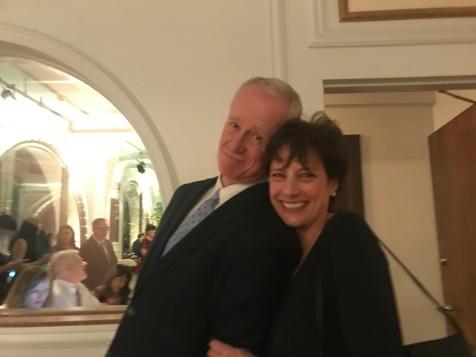 Jed Dixon and Joanie Schumacher